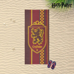 Toalha de Praia Harry Potter (70 x 140 cm)