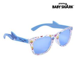 Óculos de Sol Infantis Baby Shark Azul