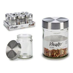 Frasco de Vidro Transparente (300 ml)