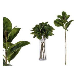Planta Decorativa Folhas Plástico (80 cm)