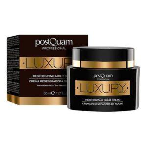 Creme Facial Nutritivo Luxury Gold Postquam 50 ml
