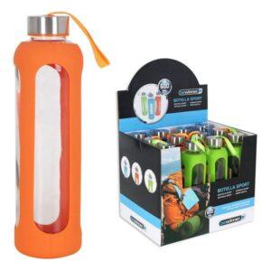 Garrafa de água Bewinner Sport Vidro (600 ml)