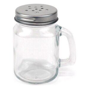 Saleiro-Pimenteiro Jarra Tampa de rosca 120 ml