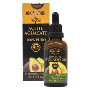 Creme Facial Arganour Bio Avocado (50 ml)