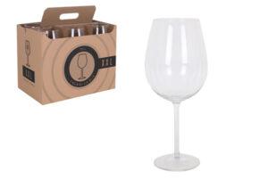 Pack 6 Copos para vinho Royal Leerdam XXL 73 cl