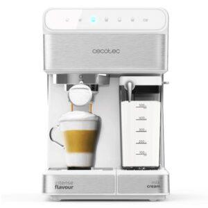 Cafeteira Elétrica Cecotec Power Instant-ccino 20 Touch Serie Bianca 1350W 1,4 L Branco