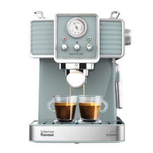 Máquina de Café Expresso Manual Cecotec Power Espresso 20 Tradizionale 1,5 L