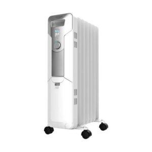 Radiador de Óleo (7 corpos) Cecotec Ready Warm 5600 Space 1500W Branco