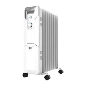 Radiador de Óleo (9 corpos) Cecotec Ready Warm 5650 Space 2000W Branco