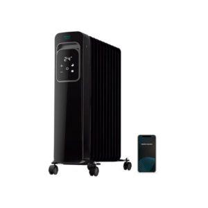 Radiador de Óleo (11 corpos) Cecotec ReadyWarm 11000 Touch Connected Black 2500 W Wi-Fi - VEJA O VIDEO
