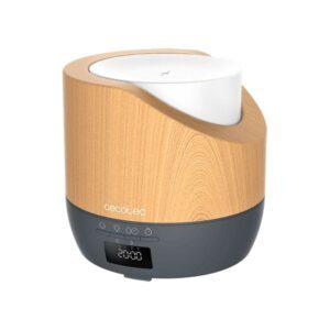 Humidificador PureAroma 500 Smart Grey Woody Cecotec (500 ml)