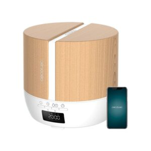 Humidificador PureAroma 550 Connected White Woody Cecotec (500 ml)