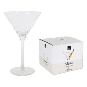 Pack 4 Copos Royal Leerdam Martini Cocktails (26 cl)