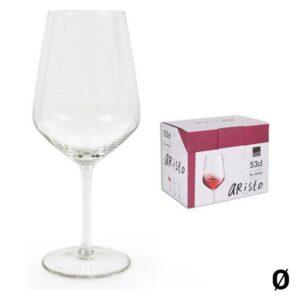 Pack 6 Copos para vinho Royal Leerdam Aristo 380 ml