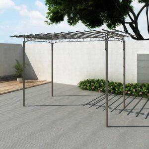 Treliça de aço para jardim  - PORTES GRÁTIS
