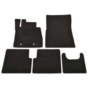 5 pcs conjunto tapetes de automóveis para Mercedes Classe-G - PORTES GRÁTIS