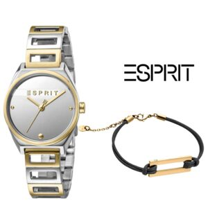 Esprit® Conjunto Relógio + Pulseira  ES1L058M0045
