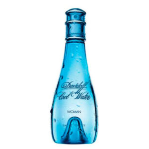 Perfume Mulher Cool Water Woman Davidoff EDT 50 ml