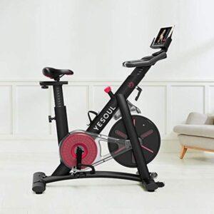 PORTES GRÁTIS - Xiaomi - Bicicleta Spinning Indoor Smart Yesoul S3 Preto