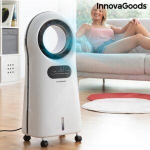 Climatizador por Evaporação sem Pás com LED O·Cool 90W Home Climate - VEJA O VIDEO