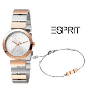 Esprit® Conjunto Relógio + Pulseira ES1L079M0055