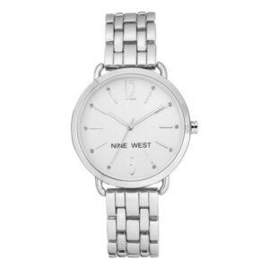 Relógio feminino Nine West NW-2151 (Ø 36 mm) Prateado