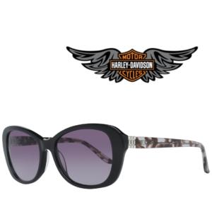 Harley Davidson® Óculos de Sol HD0306X 55 01A