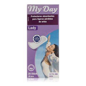 Pensos Higiénicos para Incontinência My Day My Day (28 uds)