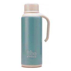 Termo Irisana BBO12 Azul Aço Aço 304 (1,5 L)