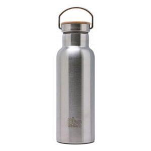 Termo Irisana BBO14 Aço 500 ml