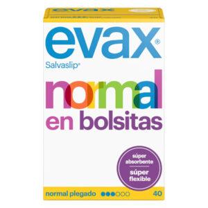 Salvaslip Normal Evax (40 uds)