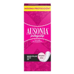 Salvaslip Maxi Plus Ausonia (20 uds)