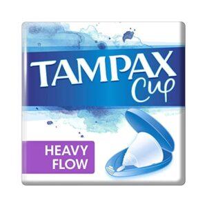 Copo Menstrual Heavy Flow Tampax