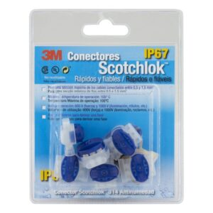 Conector de cabo Scotchlok 3M ICD 314 IP67 6 uds