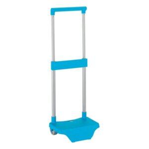 Carro Portamochilas Safta Azul Claro