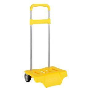 Carro Portamochilas Safta Amarelo