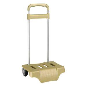 Carro Portamochilas Safta Dourado