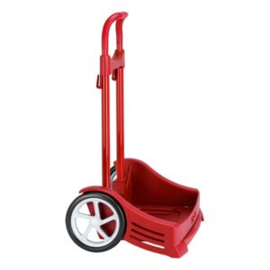 Carro Portamochilas Safta Vermelho