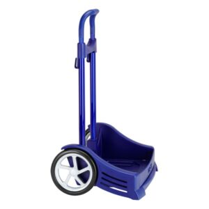 Carro Portamochilas Safta Azul Marinho