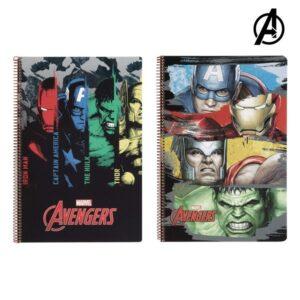 Caderno de Argolas The Avengers A4