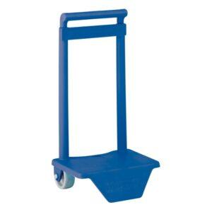 Carro Portamochilas Safta Azul