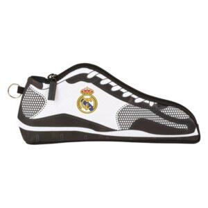 Estojo Real Madrid C.F. Ténis Preta Branco