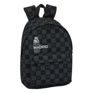 Mochila para notebook Real Madrid C.F. 14,1'' Preto