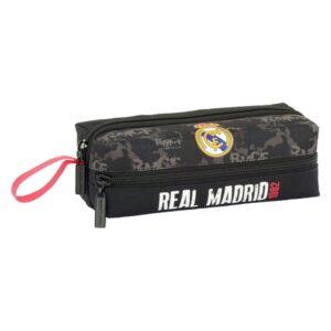 Estojo Real Madrid C.F. Preto