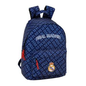Mochila para notebook Real Madrid C.F. 14,1'' Azul Marinho