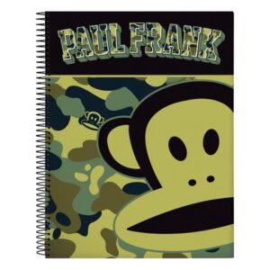 Bloco de Notas Paul Frank A4