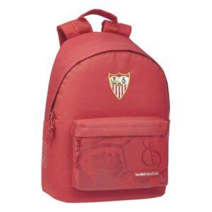 Mochila para notebook Sevilla Fútbol Club 14,1'' Vermelho