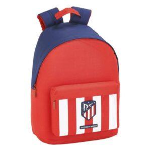 Mochila para notebook Atlético Madrid 14,1'' Azul Branco Vermelho