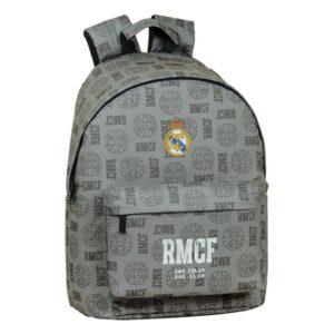 Mochila para notebook Real Madrid C.F. 14,1'' Cinzento