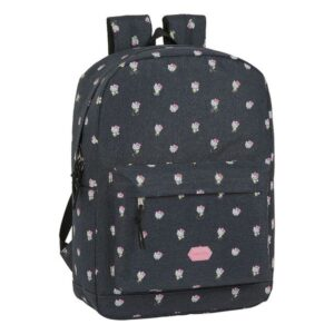 Mochila para notebook Hello Kitty Happiness 15,6'' Cinzento
